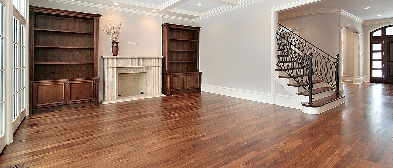 définition de l'installation plancher bois franc